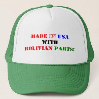 BOLIVIANISCHE TEILE TRUCKERKAPPE