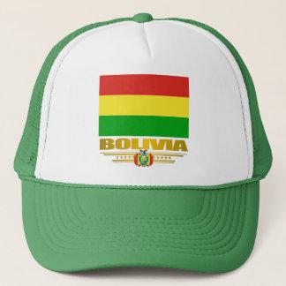 """Bolivianischer Stolz "" Truckerkappe"