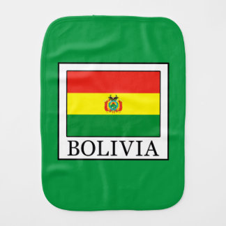 Bolivien Baby Spucktuch