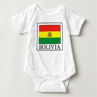 Bolivien Baby Strampler