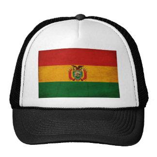 Bolivien-Flagge Retro Cap