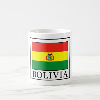 Bolivien Kaffeetasse