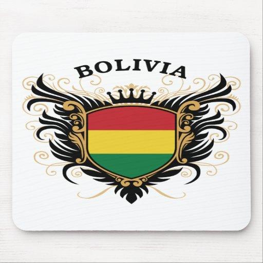 Bolivien Mousepads