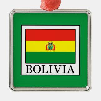 Bolivien Silbernes Ornament