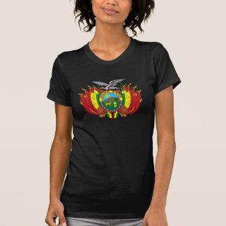 Bolivien-Wappen T - Shirt