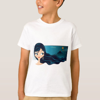 Bollywood Mädchen T-Shirt