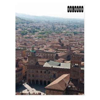 Bologna. Italien Postkarte