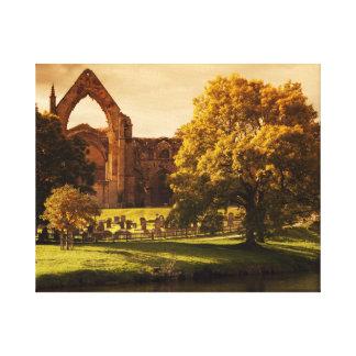 Bolton-Abtei Leinwanddruck