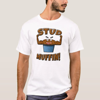 Bolzen-Muffin T-Shirt