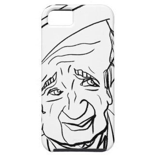 Bolzen Terkel iPhone 5 Hülle