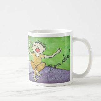 Bom Durchmesser! Kaffeetasse