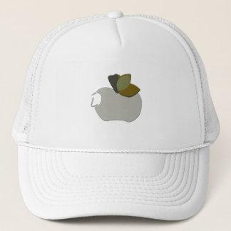 Bombay-Grau Apple Truckerkappe