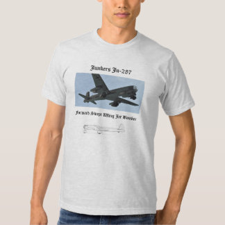 Bomber des Jet Ju-287 Shirts