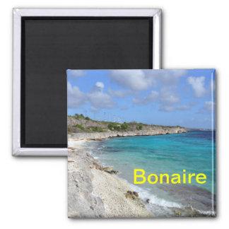 Bonaire-Magnet Quadratischer Magnet