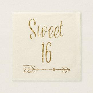 Bonbon 16 sechzehn papierserviette
