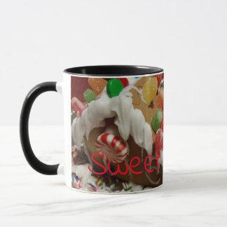 Bonbon mögen Süßigkeits-Lebkuchen-Tasse Tasse