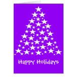 Bonbon-Weihnachtsneues Jahr Greating Karten-Sammlu Grußkarte