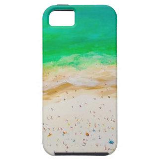 Bondi Strand-Luftaufnahme iPhone 5 Schutzhülle