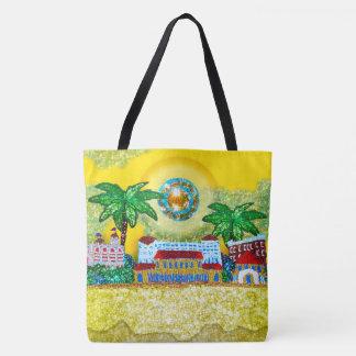 Bondi Strand-Paradies durch Paillette träumt Tasche