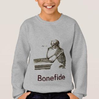 Bonefide Skelett Sweatshirt