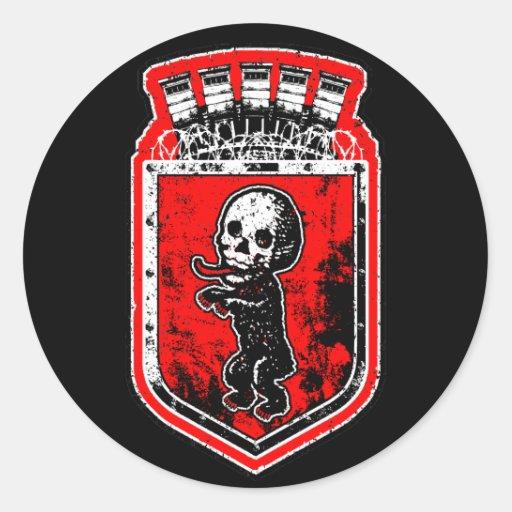 Bonez Bär Runder Sticker