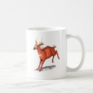 Bongo-Antilope Kaffeetasse