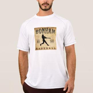 Bonham Texas Baseball 1898 T-Shirt