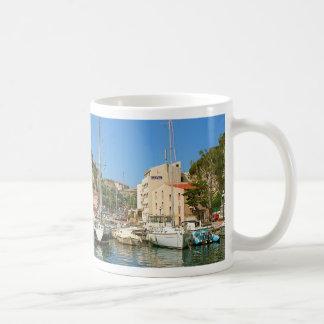 Bonifacio Korsika Kaffeetasse