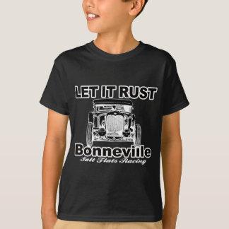 Bonneville-Salz-Ebene-Laufen T-Shirt