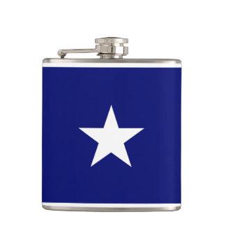 Bonnie-blauer Sumpf-Schwertlilie-Flasche