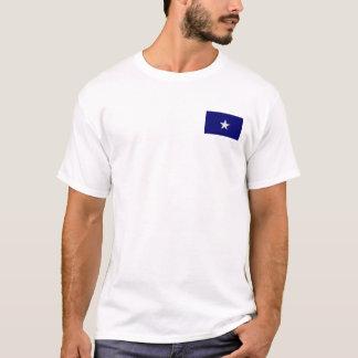 Bonnie-blauer Sumpf-Schwertlilie T-Shirt