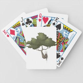 Bonsais-Baum Bicycle Spielkarten