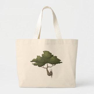 Bonsais-Baum Jumbo Stoffbeutel