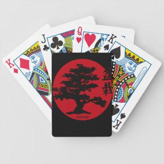 Bonsais Bicycle Spielkarten