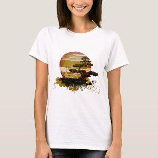 Bonsais im Sun T-Shirt