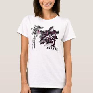 Bonsais-Mädchen T-Shirt