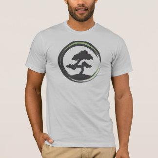 Bonsais-Unisexkomfort-T-Stück T-Shirt