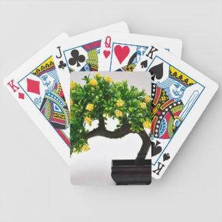 Bonsaisbaum Bicycle Spielkarten