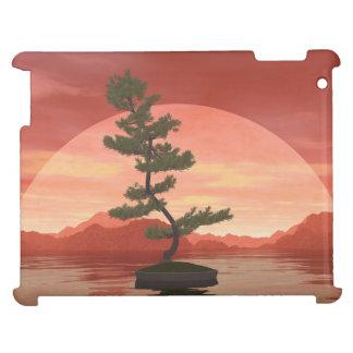 Bonsaisbaum der schottischen Kiefer - 3D iPad Hüllen