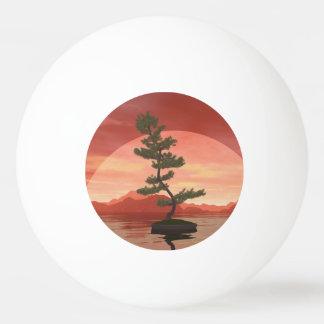 Bonsaisbaum der schottischen Kiefer - 3D Ping-Pong Ball