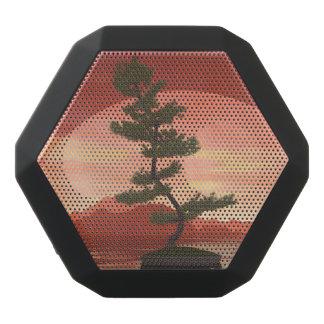 Bonsaisbaum der schottischen Kiefer - 3D Schwarze Bluetooth Lautsprecher