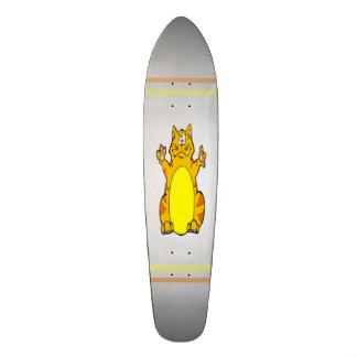 Bonze-kundenspezifisches langes Luxusprobrett Individuelle Skateboarddecks
