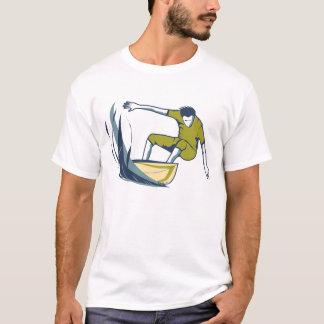 Bonzer/der Surfer-Männer T - Shirt