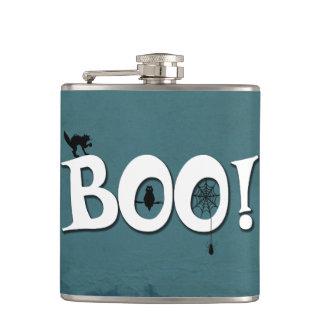 Boo! Flachmann