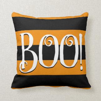 Boo-Halloween-Art Kissen