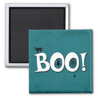 Boo! Quadratischer Magnet