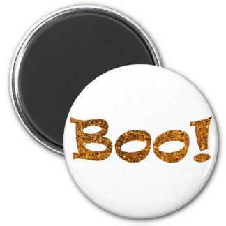 Boo! Runder Magnet 5,7 Cm