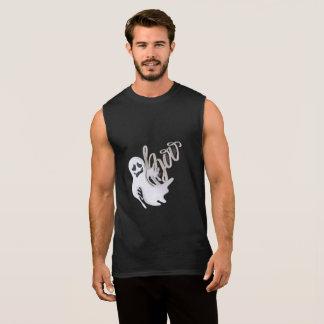 Boo und Geist Ärmelloses Shirt
