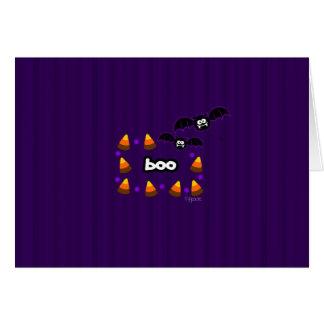Boo zu Ihnen Karte
