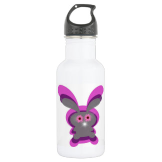 Boog Häschen-Baby-Wasserflasche Trinkflasche